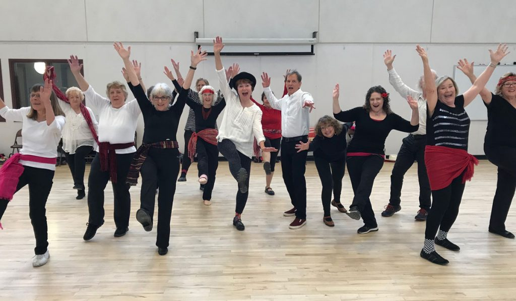 broadway dance classes for boomers and beyond